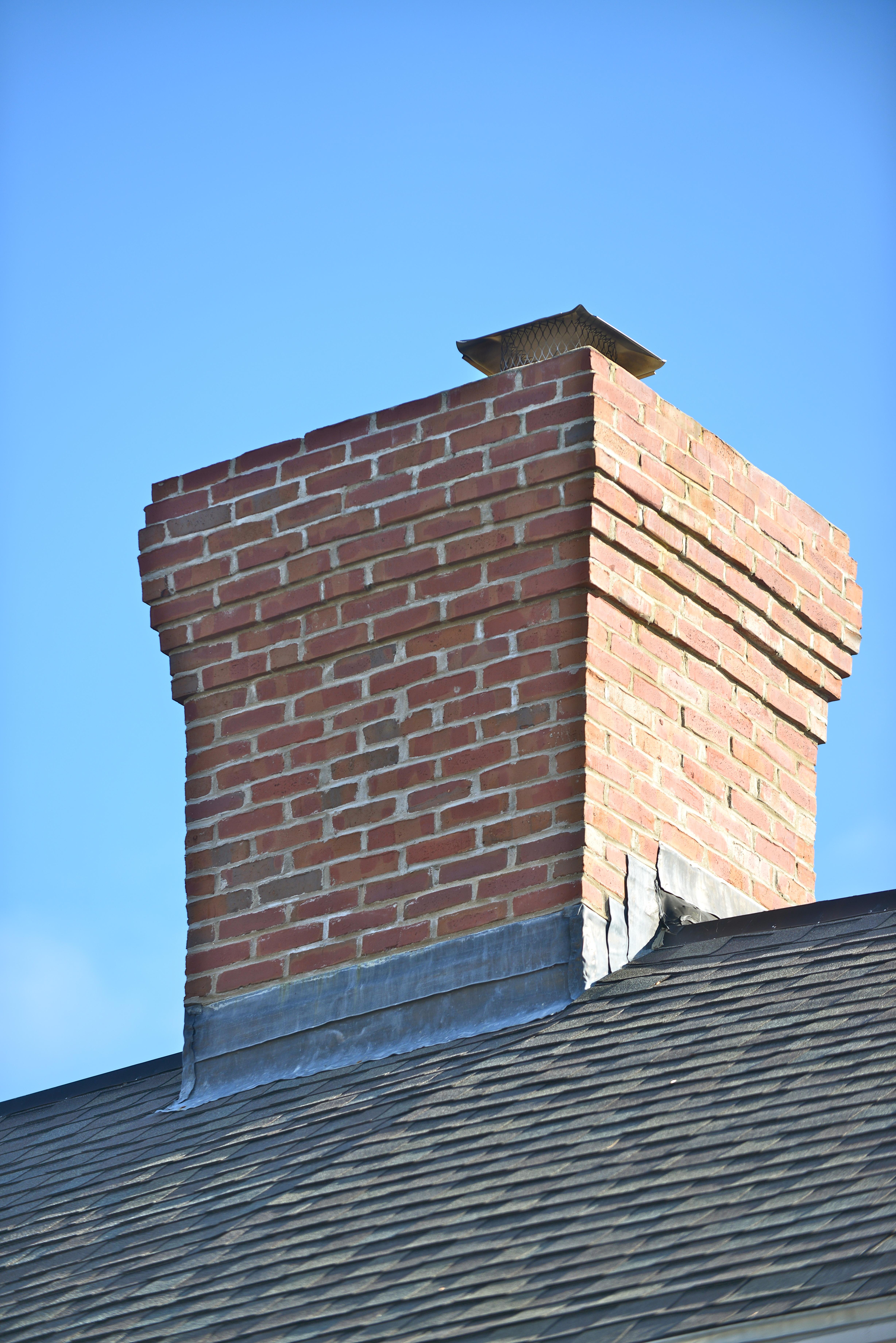 Brick Chimney Caps For Chimneys : Chimneys marblehead masonry